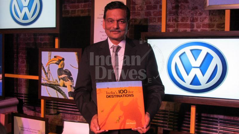 MD of Volkswagen Passenger Cars Mr. Arvind Saxena