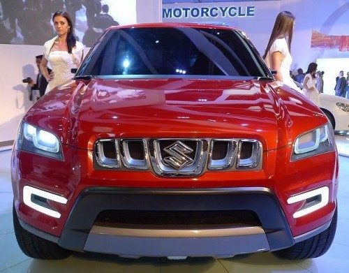 Maruti Suzuki Planning to Launch 4 SUVs