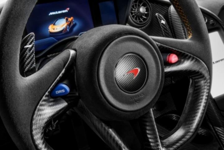McLaren P1 Produces 916 HP