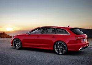 Audi RS 6 Avant Plus