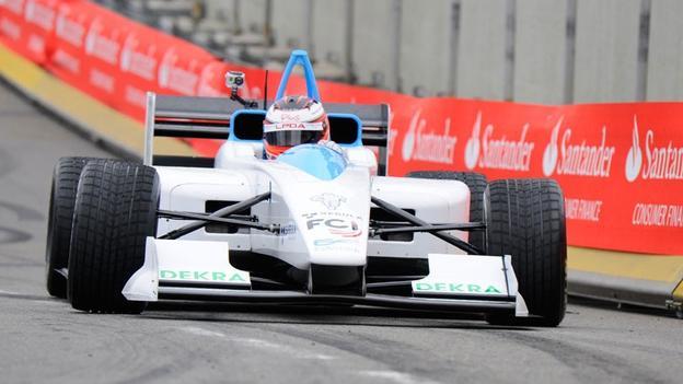 New Formula E series