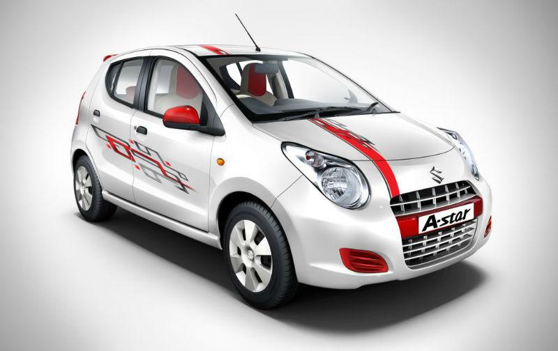 Next Generation Suzuki A-star
