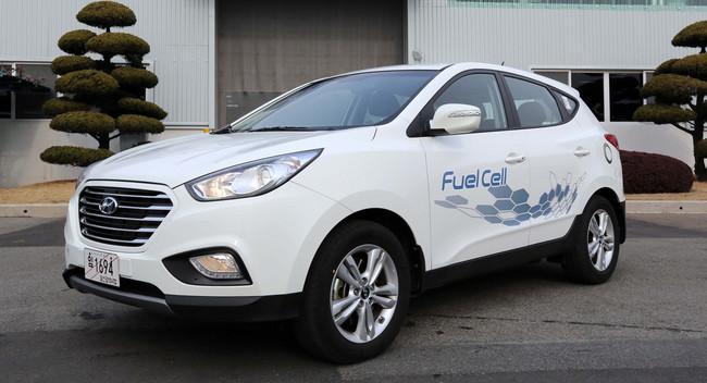 New Hyundai ix35