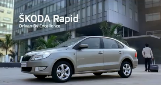 New Skoda Rapid TVC