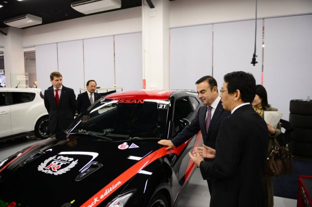 Nismo Named Official Performance Partner for Nissan