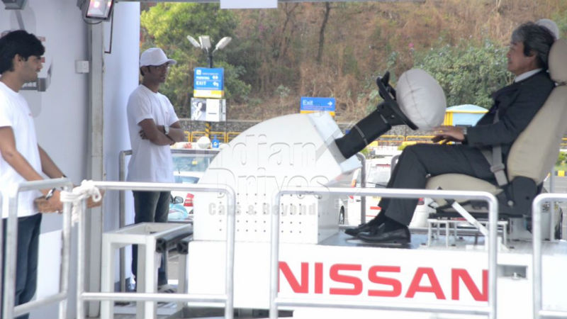 Nissan Launches Safety Driving Forum in India