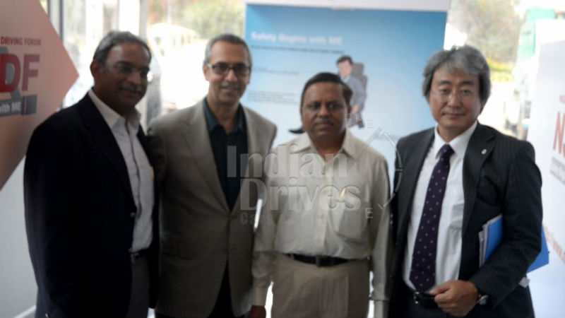 Nissan Safety Driving Forum in India