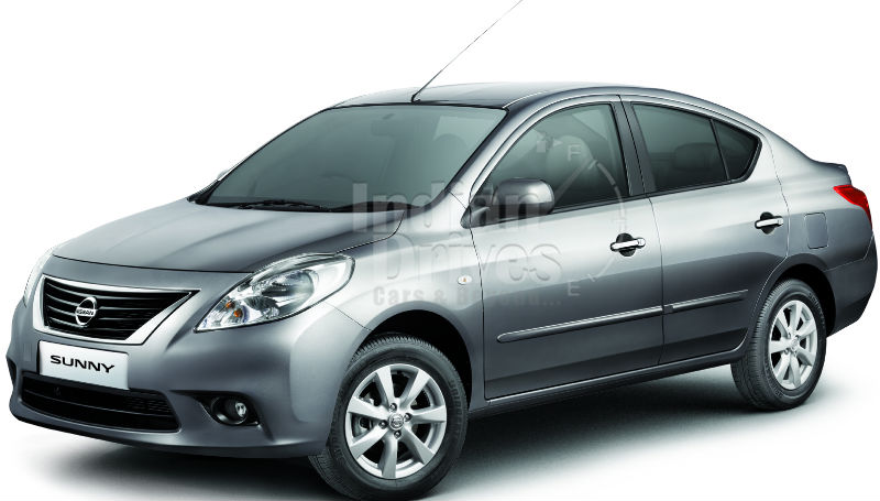 Nissan Sunny Special Edition Launched in India