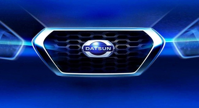 Nissan Teases with First Ever Image of Datsun