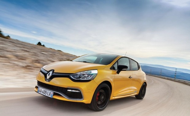 Renault Clio RS 200 Turbo