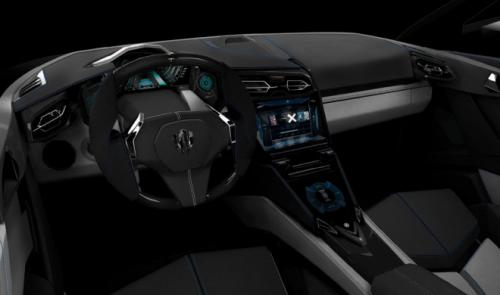 Reveals Interior of Lykan Hypersports
