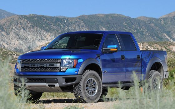 Ford SVT Raptor-150