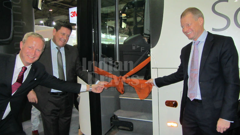 Scania metrolink India launch
