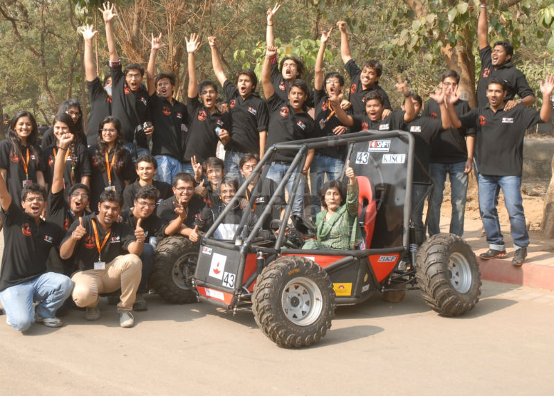 Engineering Students Design All Terrain Vehicle