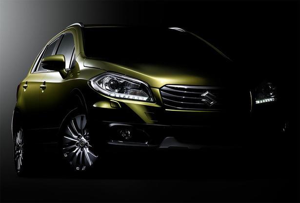 Suzuki S Cross production model for Geneva debut