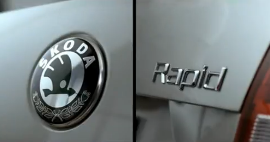 TVC of Skoda Rapid