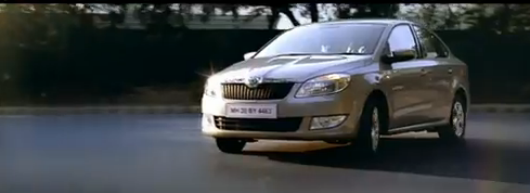 TVC of Skoda Rapid Targets Youth