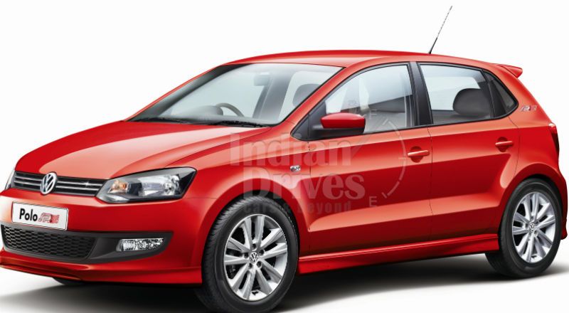 Volkswagen Launches Polo SR