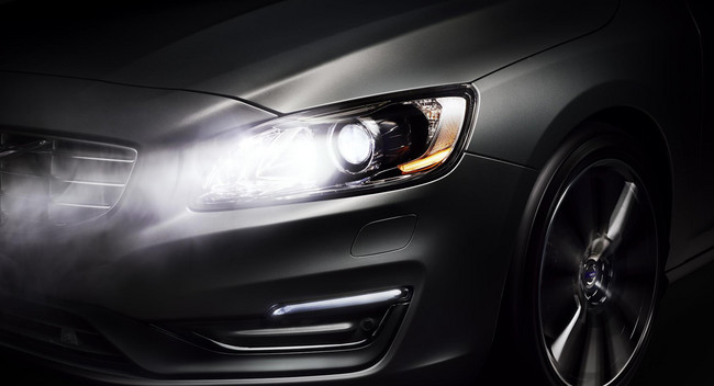 Volvo unveils Active High Beam Control