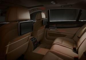 2013 BMW 7 Series LCI Interior