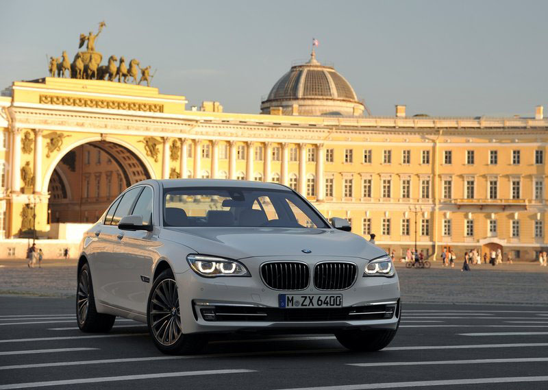 2013 BMW 7 Series LCI