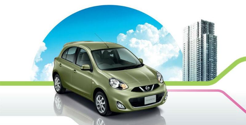 2013 Nissan Micra Facelift