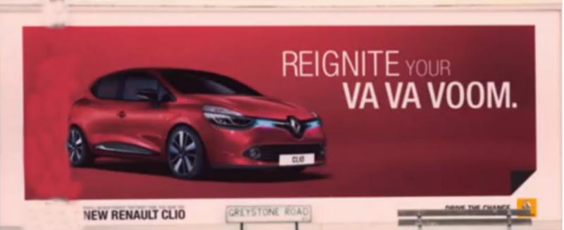 2013 Renault Goes VA VA VOOM