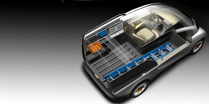 2013 Tata reveals eMO-C electric van