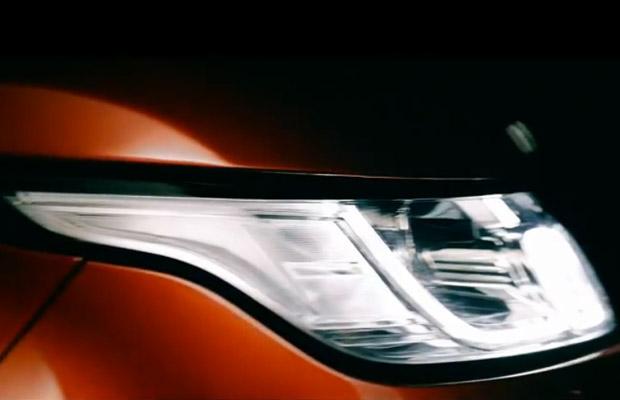 2014 Land Rover Range Rover Sport teased