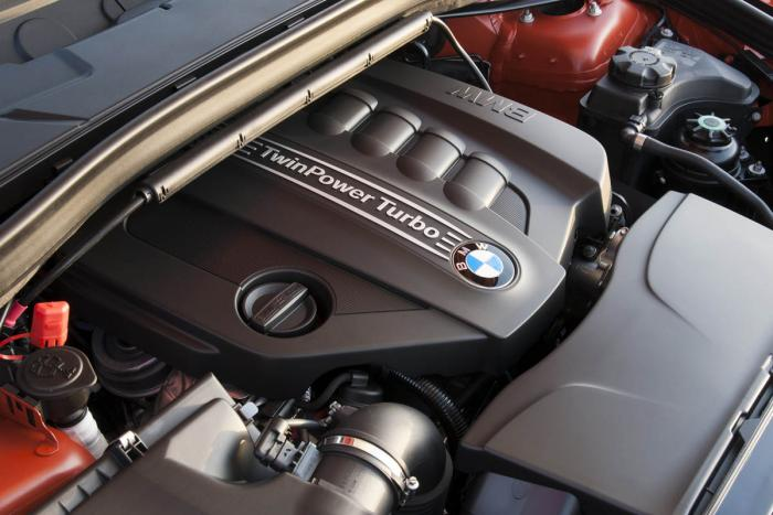 BMW Facelift X1 Engine
