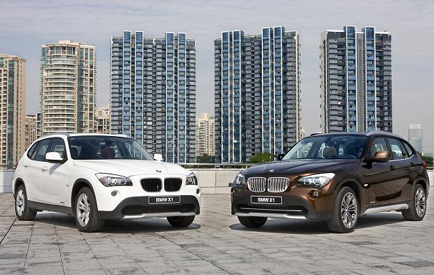 BMW x1 in China