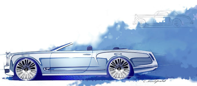Bentley May Unveil Two More Concepts