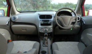 Chevrolet Sail-U-VA Interior