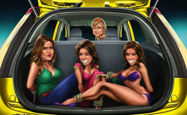 Creators of Sexy Ads for Ford Figo
