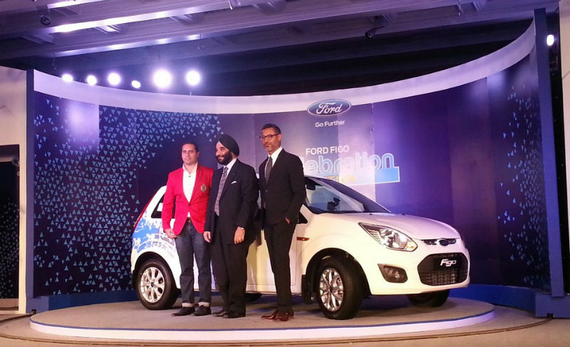 Ford Figo Celebration Edition Launches in India