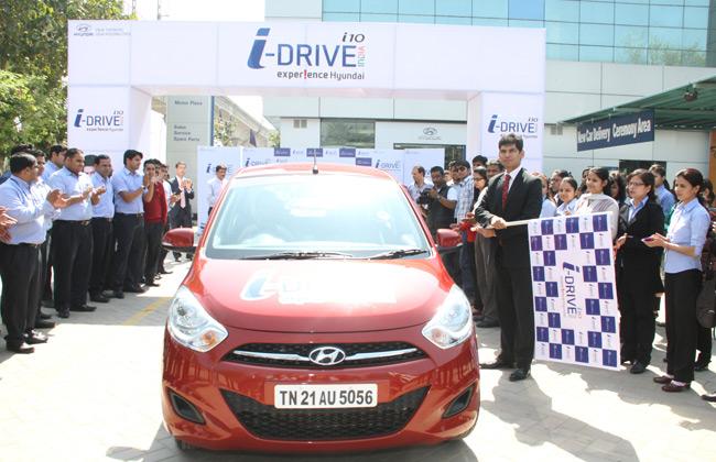 Hyundai i-10 i-Drive