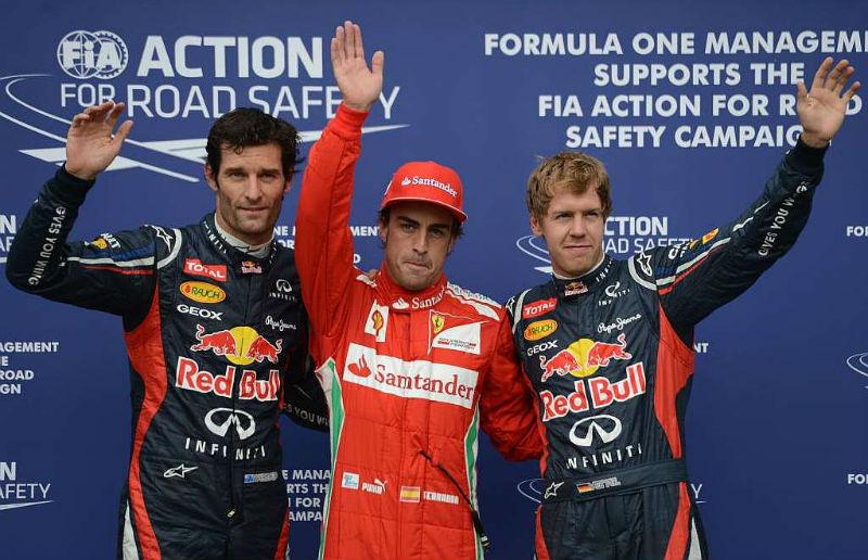 Kimi Raikkonen surpasses Vettel and Alonso to win Australian GP