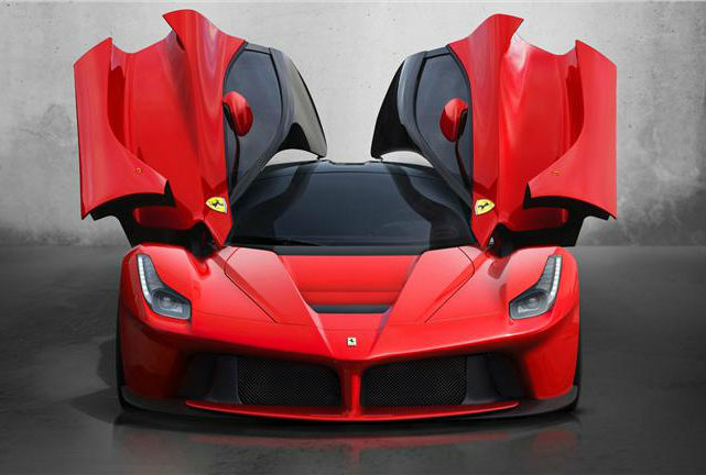LaFerrari Ferrari's new 950bhp flagship revealed