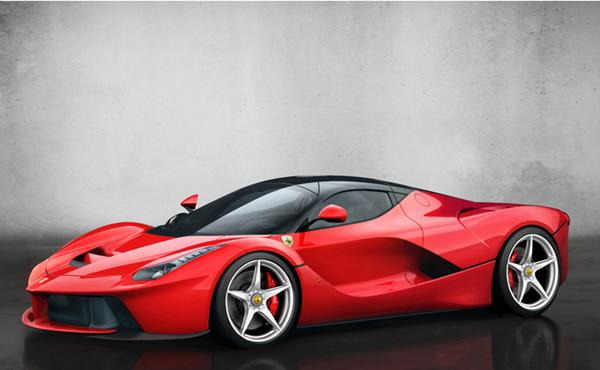 LaFerrari Ferrari's new 950bhp