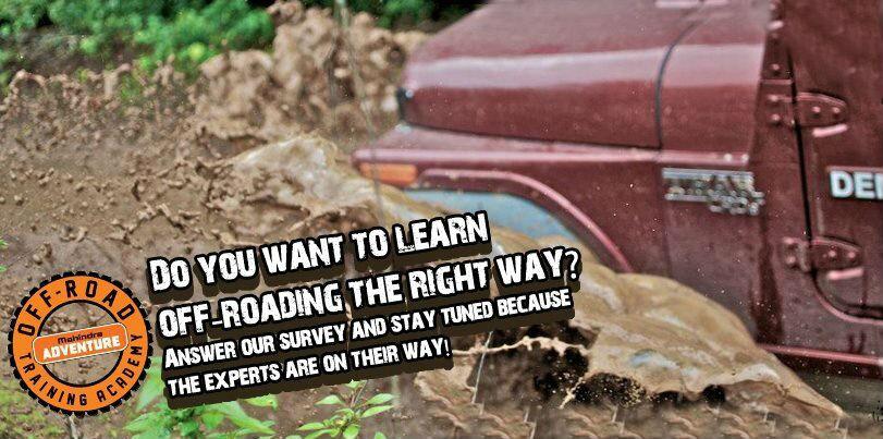 Mahindra Adventure Off-Road Training Academy Coming Soon