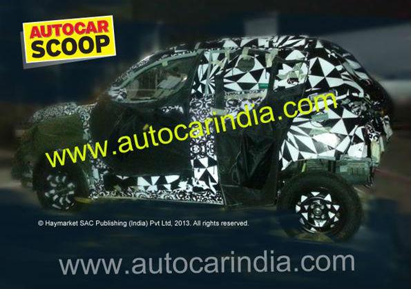 Mahindra developing new compact SUV