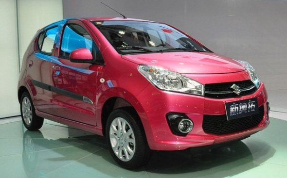 Maruti Suzuki A-Star Facelift