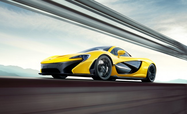 McLaren unveil hybrid supercars
