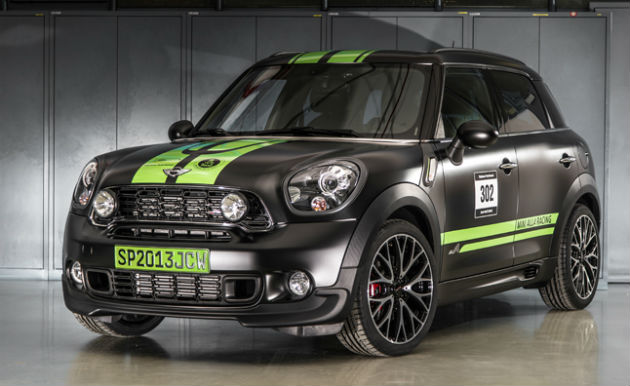 Mini Jcw Countryman All4 Dakar Winner