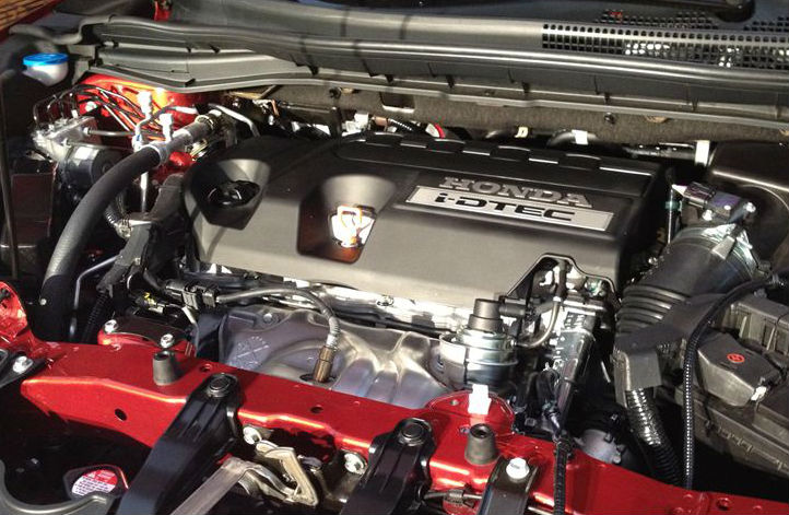 New Honda CR-V Engine