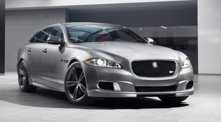 New Jaguar XJR