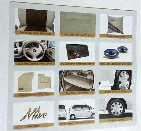 New Maruti Launches Estilo Nlive Limited Edition