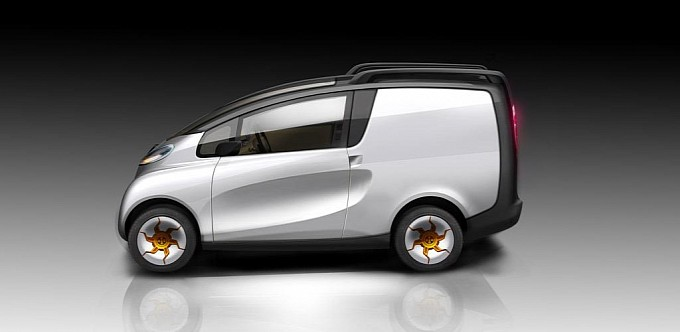 New Tata reveals eMO-C electric van