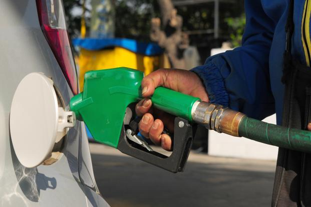 Petrol prices drops by Rs. 2 per litre