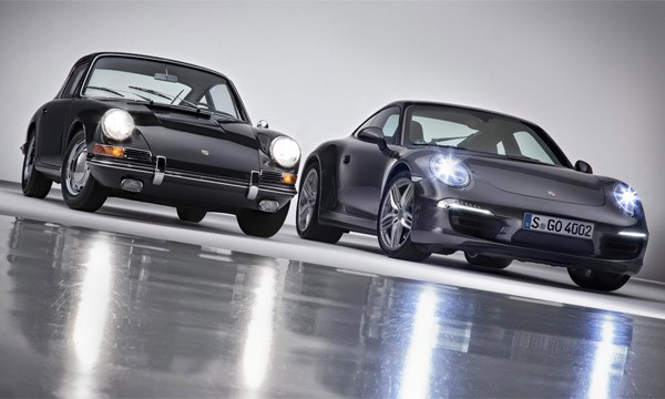 Porsche 911 To Be Celebrated At 2013